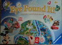 Ravensburger Disney Eye Found It Hidden Picture Board Game 2015