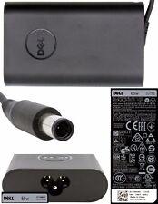 Adaptador de CA 65W de Dell Latitude E7250 E7450 JNKWD Cable de alimentación incluido