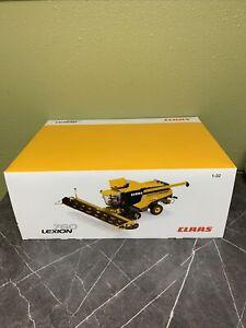1/32 Wiking Claas Lexion 760 Combine Black Yellow NIB