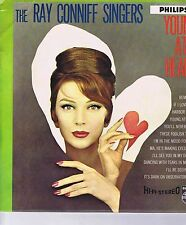 Ray Conniff	Young at Heart	LP / Stereo	Philips / SBBL 578	UK