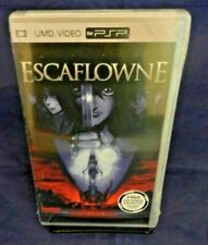 New, Factory Sealed PSP UMD; Escaflowne, Excellent Condition, Free Shipping