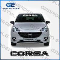 1 stück - OPEL CORSA - Auto Frontscheibe Aufkleber - Car Sticker - L 90cm <!>
