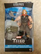 "Marvel Legends ODINSON 6"" Inch HULK BAF The Mighty Thor Wave Action Figure"