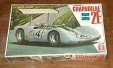 Modellino Chaparral 2E scala 1/32