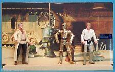 STAR Wars POTF sciolti ULTRA RARA SCENA CINEMA acquisto dei droidi Menta. C-10+