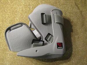BREG BL525005 Walker Genesis Mid-Calf Boots Size Medium Gray New in Bag