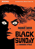 Black Sunday (1960 Barbara Steele) DVD NEW