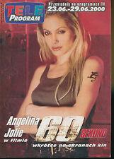 TELE PROGRAM 2000/25 (23/6/2000) ANGELINA JOLIE JENNIFER ANISTON HURLEY (2)