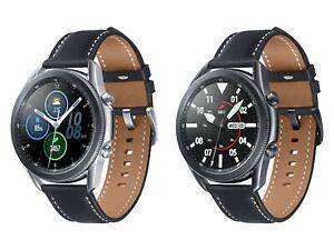 Samsung Galaxy Watch 3 Bluetooth Smart Watch 45mm - Mystic Black Silver Watch3