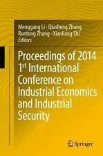 Proceedings of 2014 1st International Conference on Industrial Economics and...