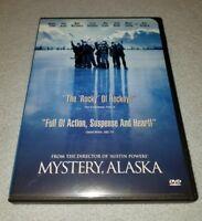 Mystery, Alaska (DVD, 2000) *RARE oop