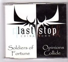 (GB304) Last Stop China Town, Soldiers of Fortune - 2006 CD