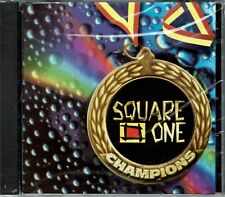 Square One Champions   BRAND  NEW SEALED CD
