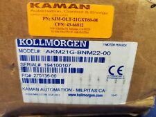 Kollmorgen Brushless Ac Motor Model Akm21g Bnm22 00 Kaman