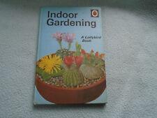 Vintage 1969 Lady Bird Book INdoor Gardening Series 633
