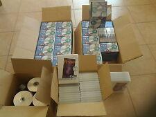 LOT 180 DVD+R EN BOITIER CD + 90 DVD +RW EN BOITE DVD + 300 DVD +R EN TOUR
