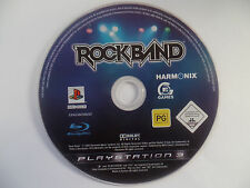 ROCKBAND PS3 Game Playstation 3 Game Disc Only