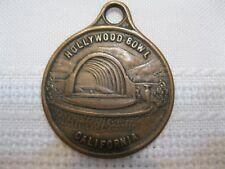 Hollywood Bowl Copper Pendant
