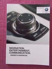 BMW SAT NAV NAVIGATION AUDIO TELEPHONE HANDBOOK SERIES 1 3 4 5 6 7 M (ACQ 5862+)
