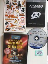 playstation 2 ps2 Guitar Hero Special Edition Mega Cheats V5