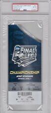 ~2014 NCAA FINAL FOUR Full, Complete Ticket UCONN vs KENTUCKY NM-MINT PSA 8~