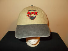 SPS Plumbing Supplies Nibco Valves leather strapback hat
