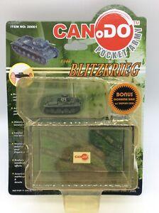 Dragon Models 1:144 CAN DO 20061 Pocket Army Blitzkrieg Tank Pz.38t Ausf.G 423