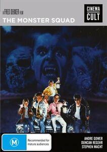 The Monster Squad DVD
