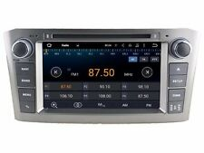 """7"""" Android 7.1 Car DVD Radio GPS for Toyota Avensis T250 2003-2009 OBD2 DAB+ 3G"""