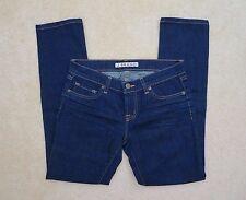 J Brand Womens 912 Skinny Jeans Size 25 Dark Ink Wash Pants