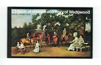 GB308) Great Britain 1982 Story of Wedgwood Prestige Booklet MUH