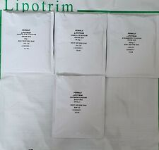 21 SACHETS 1 WEEK TFR LIPOTRIM DIET SHAKES FOR FEMALES ANY FLAVOURS