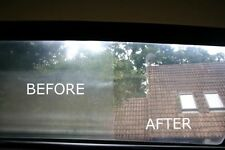 JEEP PVC PLEXIGLASS WINDOW CLEANER FIX FOR SOFT TOP HAZE DULL REMOVER