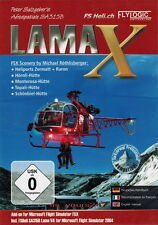 Lama X Flight Simulator X & 2004 AddOn Flugsimulator | PC
