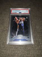 2019 PANINI PRIZM ZION WILLIAMSON BASE ROOKIE RC #248 PSA 9 MINT