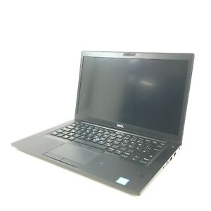 """Dell Latitude 7480 14"""" Laptop i7-6600U 2.6GHz 16GB 256GB SSD (German Keyboard)"""