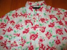 Tommy Hilfiger Long Sleeve Floral Casual Shirts for Men