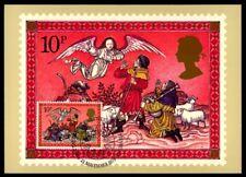 GB UK MK 1979 WEIHNACHTEN CHRISTMAS NOËL NAVIDAD NATALE MAXIMUMKARTE MC CM m936