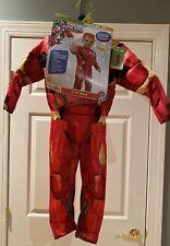 Marvel Super Hero Adventure Toddler 3T-4T Iron Man Costume
