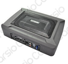 Vibe Pulse Underseat Subwoofer Compact Car Audio Bass Active Amplified Sub