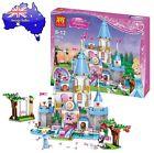12 New Girls Lego Building Blocks Set Educational Toys Kids Birthday Xmas Gift