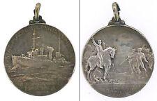MEDAGLIA 1914 REGIO ESPLORATORE MARSALA IN ARGENTO  COD.140