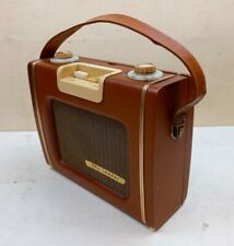 More details for ever ready sky leader working vintage 1950s am transistor radio 1960s portable
