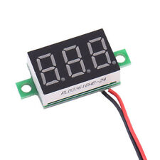 1PCS High Quality Electric LCD Digital Panel Voltmeter Volt Meter DC 4.5-30V