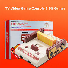 Retro Games Family Console Computer * Play Back NES Famicom Cartridges 632 in 1