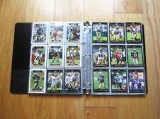 1995 to 2015 Topps Football New Orleans Saints Team Set