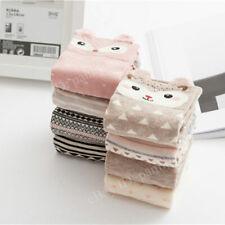 Cute Lovely Socks 3D Cartoon Animal Panda Women Sock Ladies Cotton Warm Soft Sox