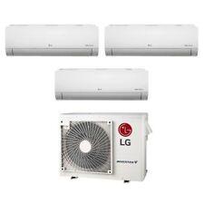Condizionatore Climatizzatore Inverter LG Trial Split Libero 7+9+12 Btu MU3R19
