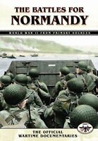 The Battles For Normandy [DVD] [NTSC] -  CD IIVG The Fast Free Shipping