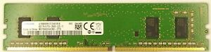 4GB SAMSUNG M378A5244CB0-CTD 1Rx16 PC4-2666V-UC0-11 DDR4 Desktop RAM Memory